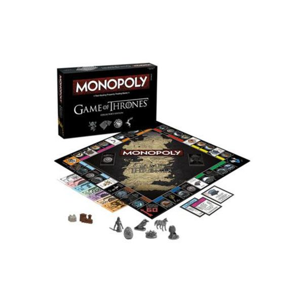 Monopoly Collector's Edition Game of Thrones * English*