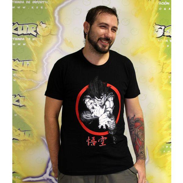 Camiseta Dragon Ball Z Goku Kame