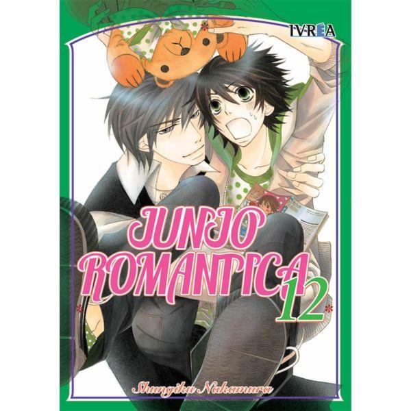 JUNJO ROMANTICA #12 Manga Oficial Ivrea