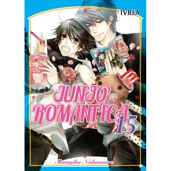 Junjo Romantica #15 Manga Oficial Ivrea