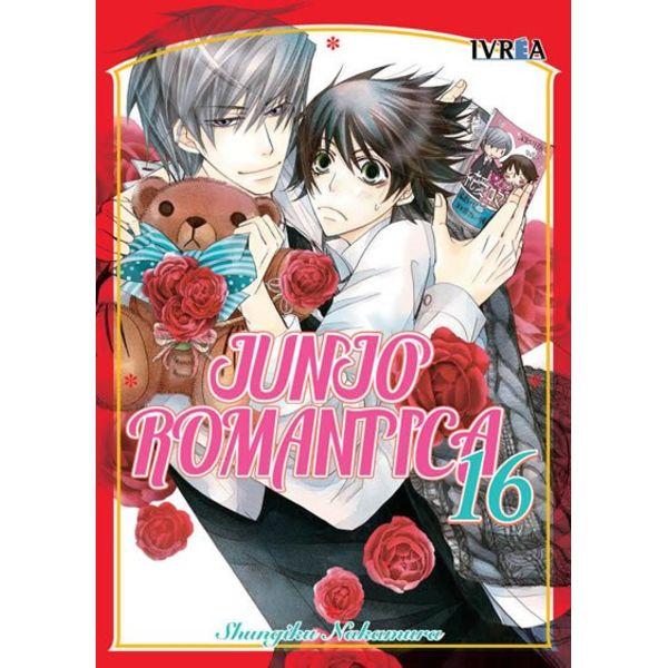 unjo Romantica #16 Manga Oficial Ivrea (spanish)