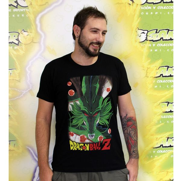 Camiseta Dragon Ball Z Shenron