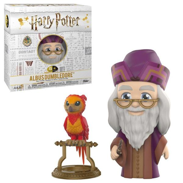 Albus Dumbledore Harry Potter Figure 5 Star