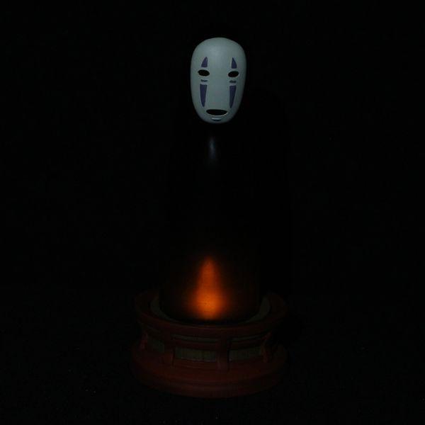 Lámpara LED Sin Cara El Viaje De Chihiro