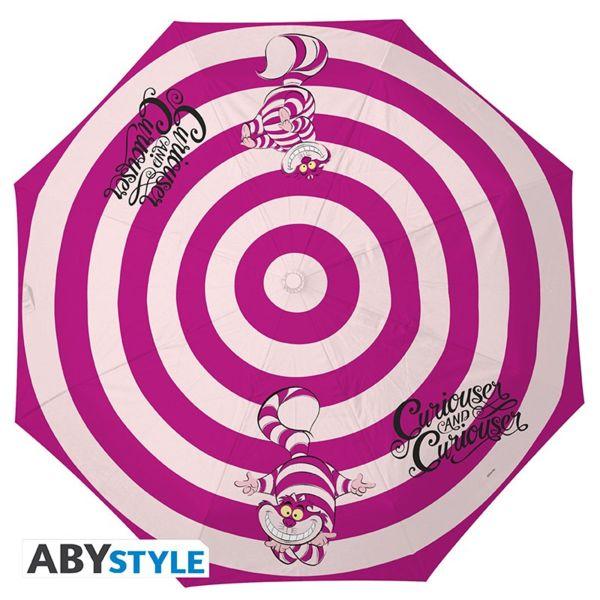 Paraguas Gato Cheshire Alicia en el Pais de las Maravillas Disney