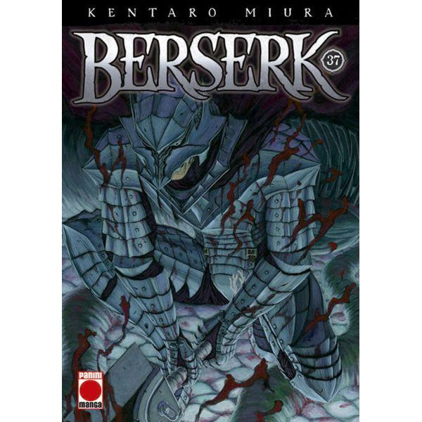 Berserk #37 Manga Oficial Panini Manga