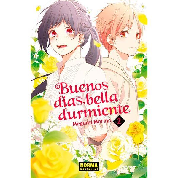 Buenos Días, Bella Durmiente #02 Manga Oficial Norma Editorial