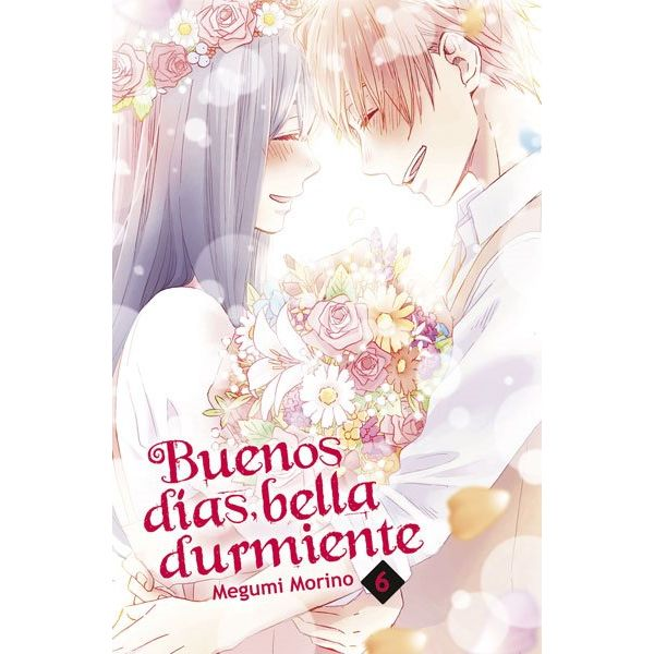 Buenos Días, Bella Durmiente #06 Manga Oficial Norma Editorial (spanish)