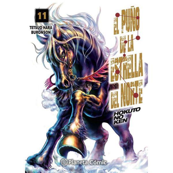 El Puño De La Estrella Del Norte #11 Manga Oficial Planeta Comic