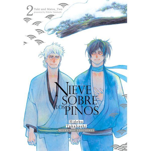 Nieve Sobre Los Pinos #02 Manga Oficial Milky Way Ediciones