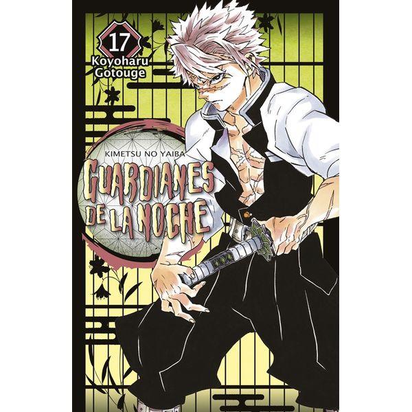 Guardianes De La Noche #17 Manga Oficial Norma Editorial