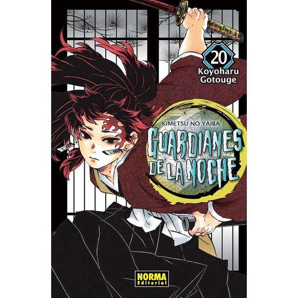 Guardianes De La Noche #20 Manga Oficial Norma Editorial