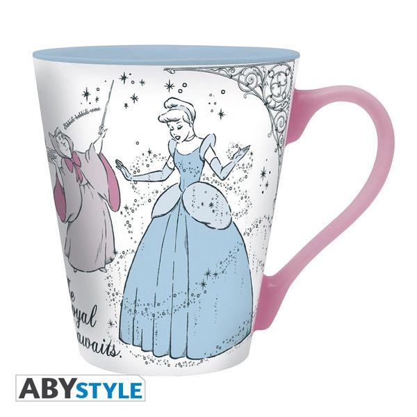 Cinderella Royal Dance Mug Disney