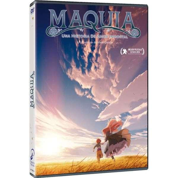 Maquia - Una Historia De Amor Inmortal DVD