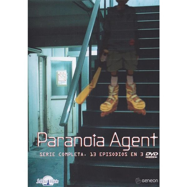Paranoia Agent DVD Complete Serie