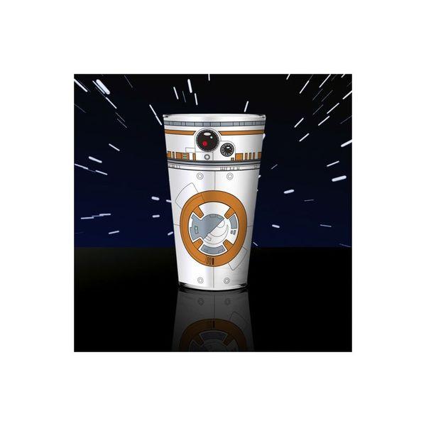 Vaso de Cristal BB8 Star Wars