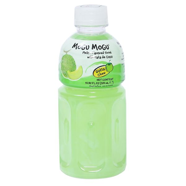 Bebida Mogu Mogu Melon & Jelly