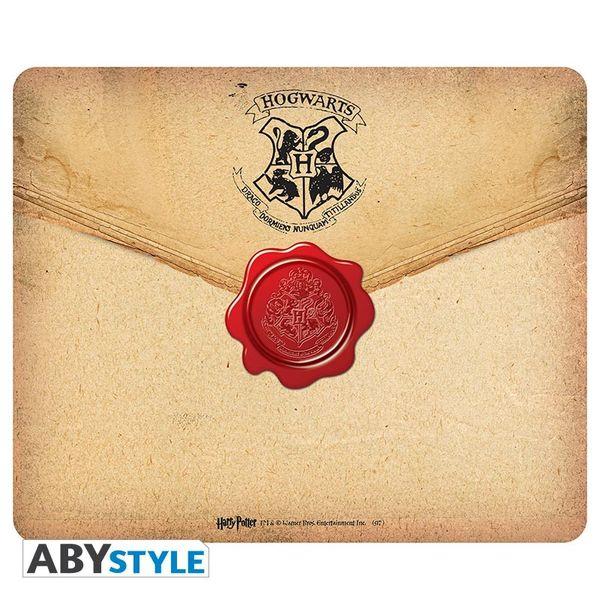 Alfombrilla Carta de Hogwarts Harry Potter