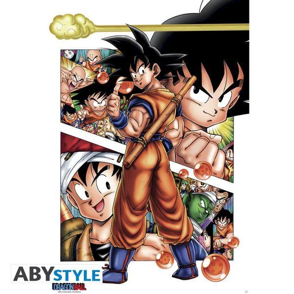 Poster DB Goku Story 91.5x61