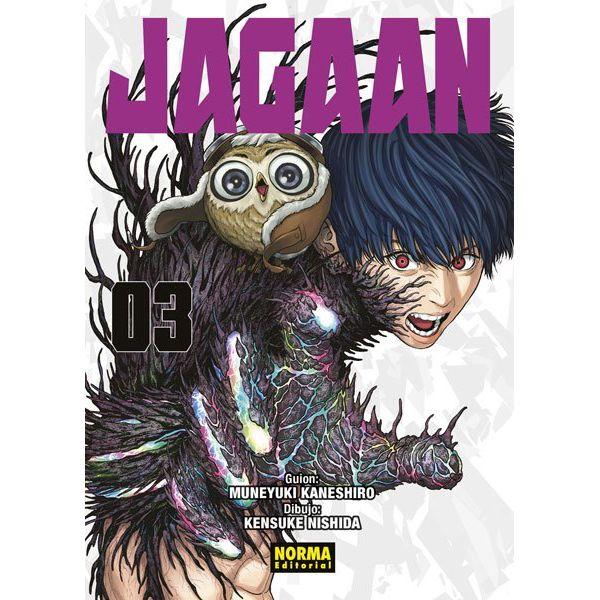 Jagaan #03 Manga Oficial Norma Editorial (Spanish)