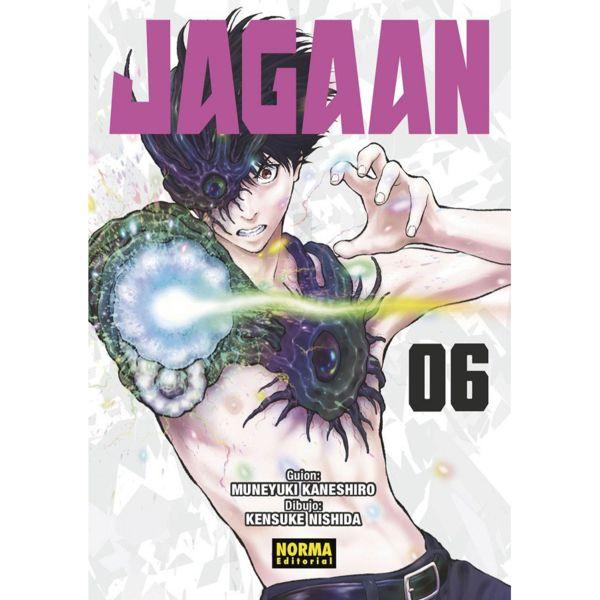 Jagaan #06 Manga Oficial Norma Editorial