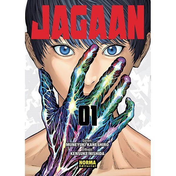 Jagaan #01 Manga Oficial Normal Editorial