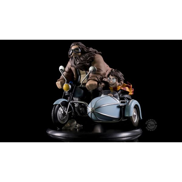 Q Fig Harry Potter And Rubeus Hagrid Limited Edition MAX