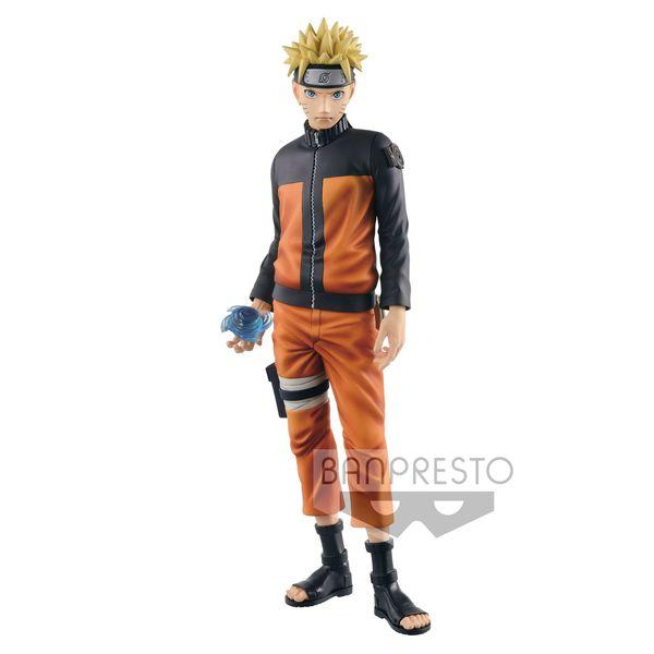 Naruto Uzumaki Figure - Naruto Shippuden Shinobi Relations Grandista