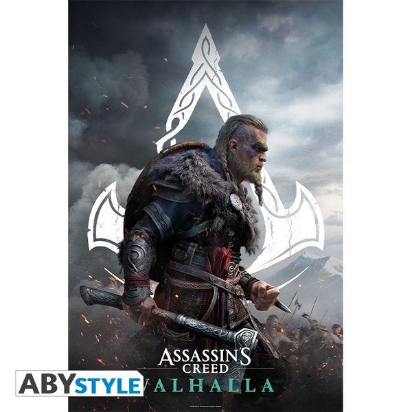 Poster Eivor Assassin's Creed Valhalla 91.5 x 61 cms