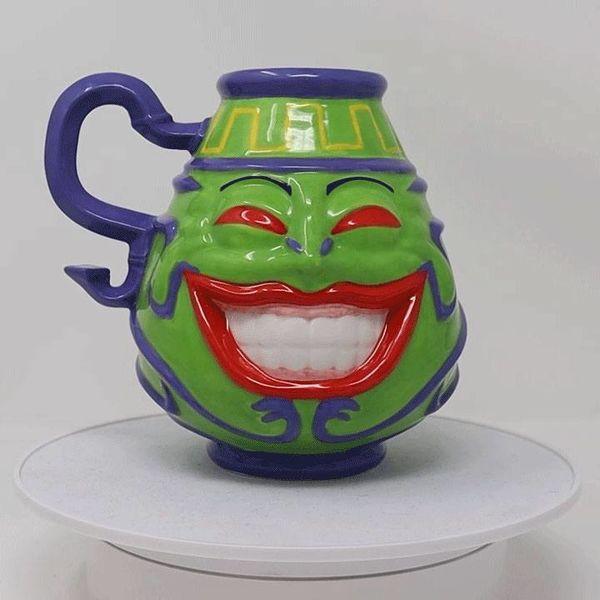 Pot Of Greed Limited Edition 3D Mug Yu Gi Oh 600 ml