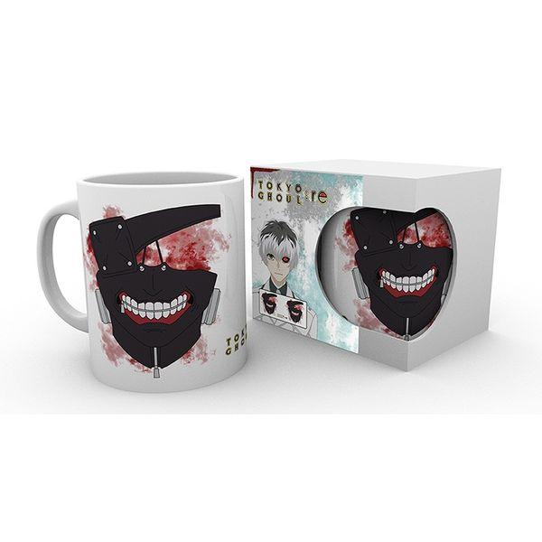 Kaneki Mask Mug Tokyo Ghoul 320 ml