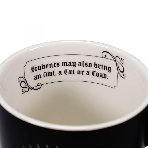 Harry Potter School List Mug 500 ml