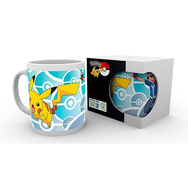 Taza Pikachu Te Elijo a Ti Pokemon 320 ml