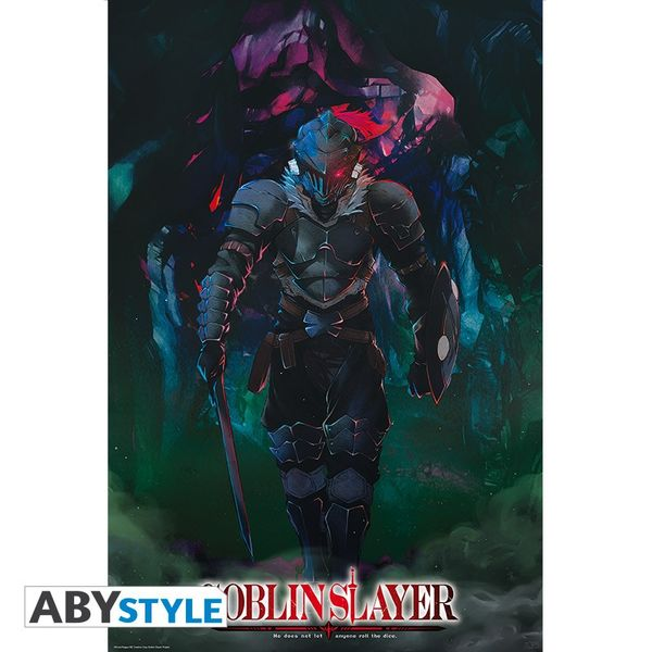 Poster Orcbolg Goblin Slayer 91,5 x 61 cms