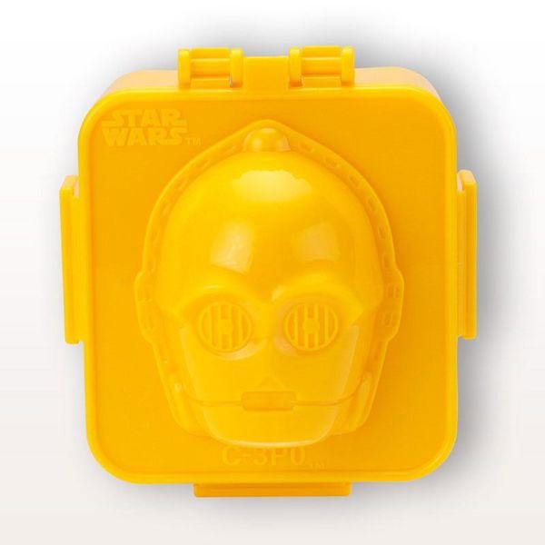 Molde para Huevo Cocido C-3PO Star Wars