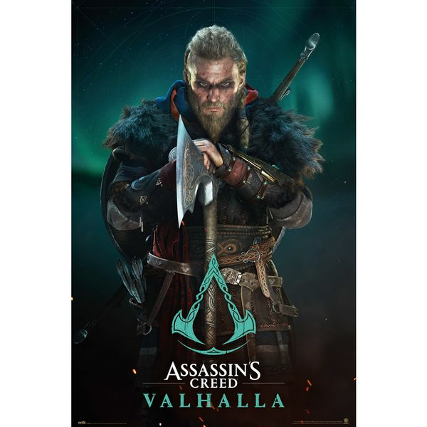 Poster Eivor Assassin's Creed Valhalla 2