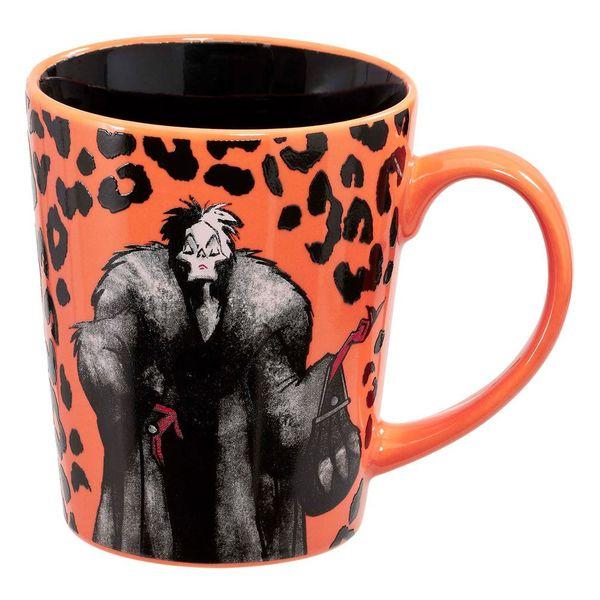 Taza Cruella de Vil Mug Disney Villanas 420 ml