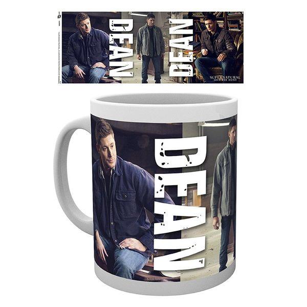 Dean Winchester Mug Supernatural 320 ml