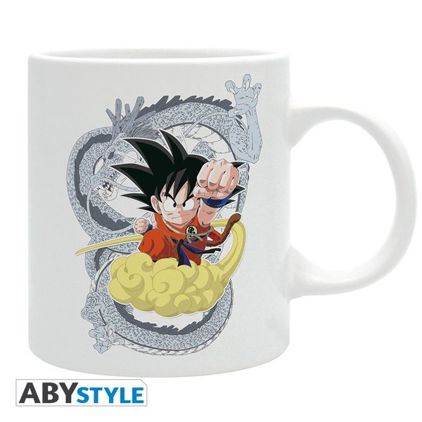 Dragon Ball Kinton Cloud Goku Mug 320ml
