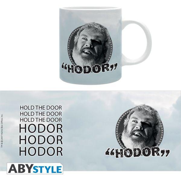 Hodor Mug Game Of Thrones 320 ml