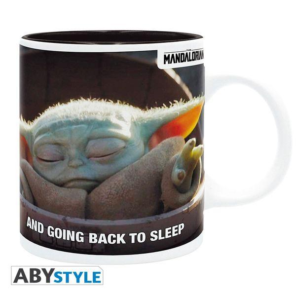 The Mandalorian Grogu Star Wars Mug 320ml