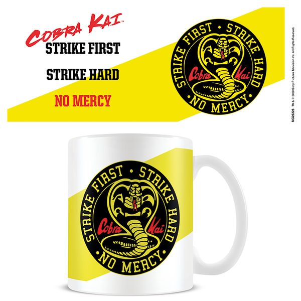 No Mercy Mug Cobra Kai