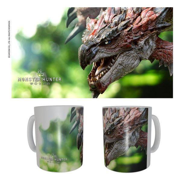 Rathalos Mug Monster Hunter World 320 ml