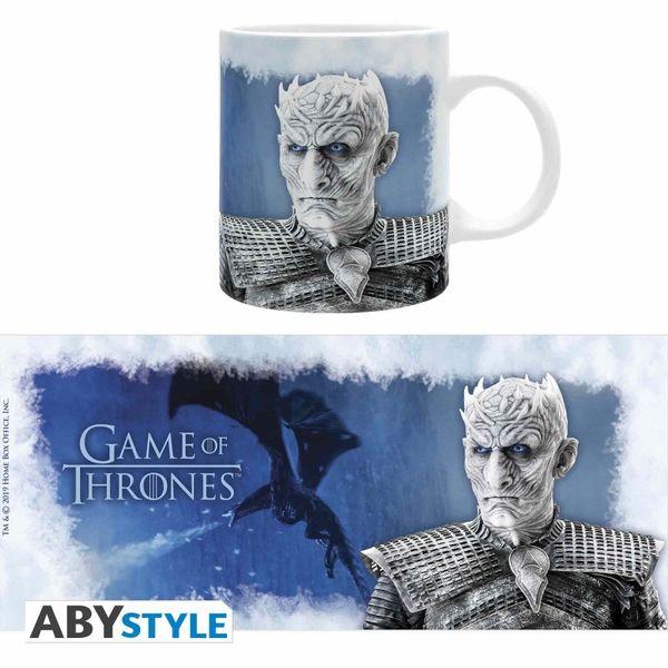 Night King Mug Game Of Thrones 320 ml