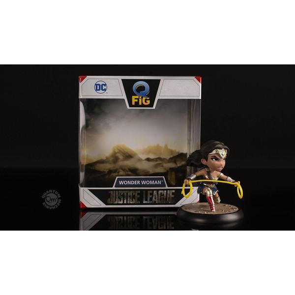 Q-Fig Wonder Woman  Liga de la Justicia