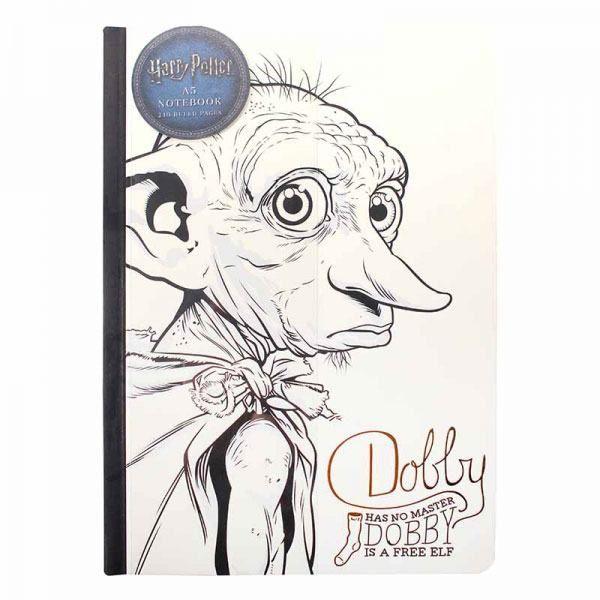 Flexi Cover Notebook Harry Potter Hogwarts Kurogami Anime Manga Shop