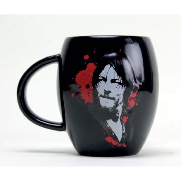 Taza Oval Walker Hunter The Walking Dead