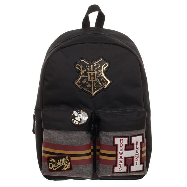 Patches Hogwarts Backpack Harry Potter