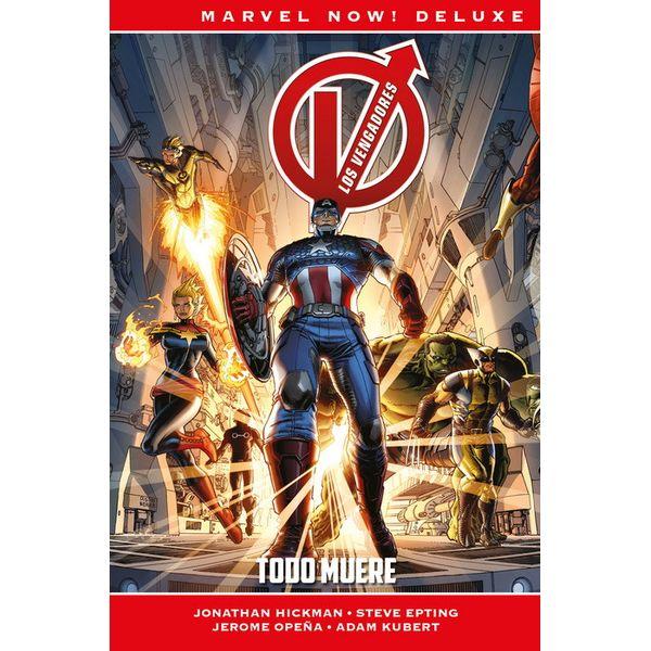 Avengers v5, 1-6, New Avengers v3, 1-6 USA