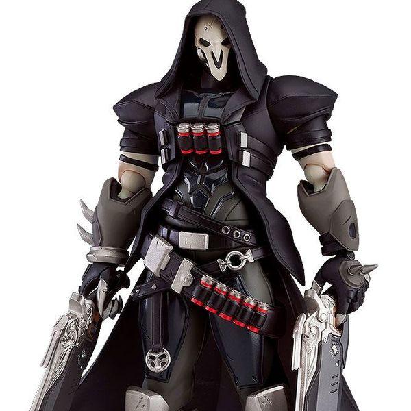 Reaper Figma 393 Overwatch